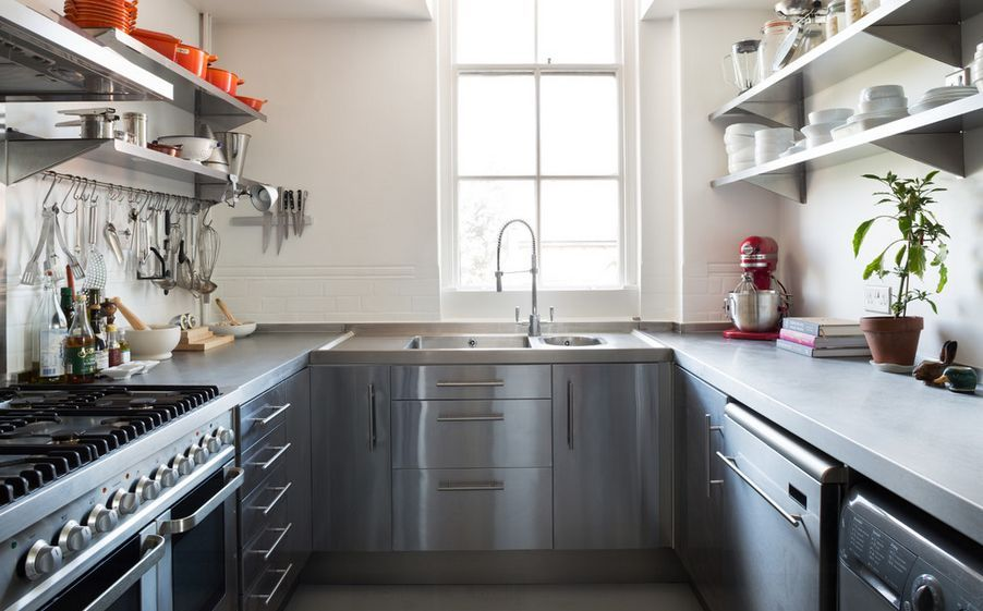 Small Kitchen Design Metalikhomedit.com