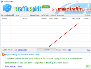 Traffic Spirit Best Website Traffic Generators [FREE] - Don't Fall For This TRAFFIC Scam
