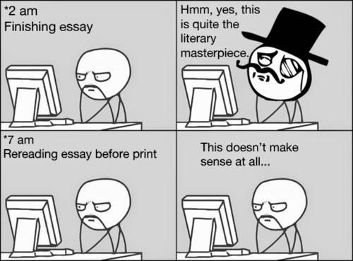 A Big Surprise Essay
