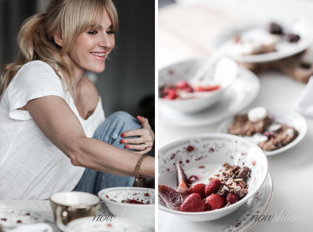 Alpo Breakfast Club Soja-Joghurtalternative / Nowshine Lifestyle Food Blog über 40