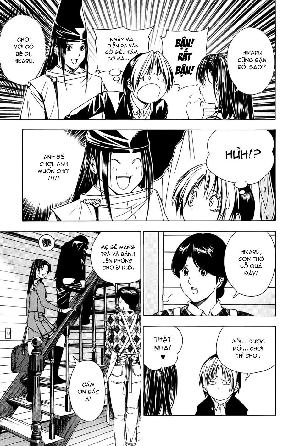 Hikaru No Go hikaru no go chap 110 trang 14