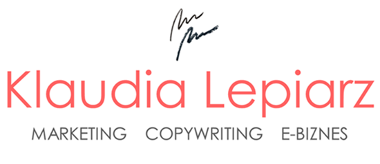 Klaudia Lepiarz - Marketing, Copywriting, E-biznes