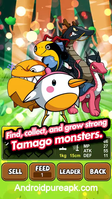 TAMAGO Monsters Returns Mod Apk