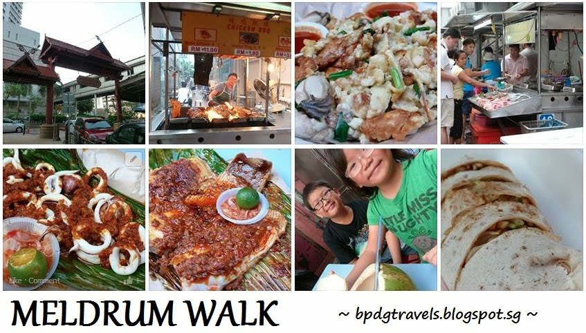 Meldrum Walk Street Food