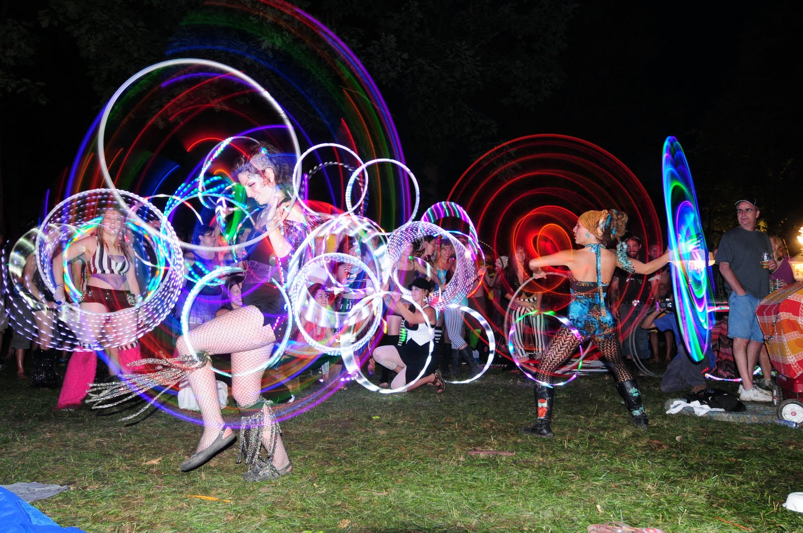 Hoopers at Electric Forest