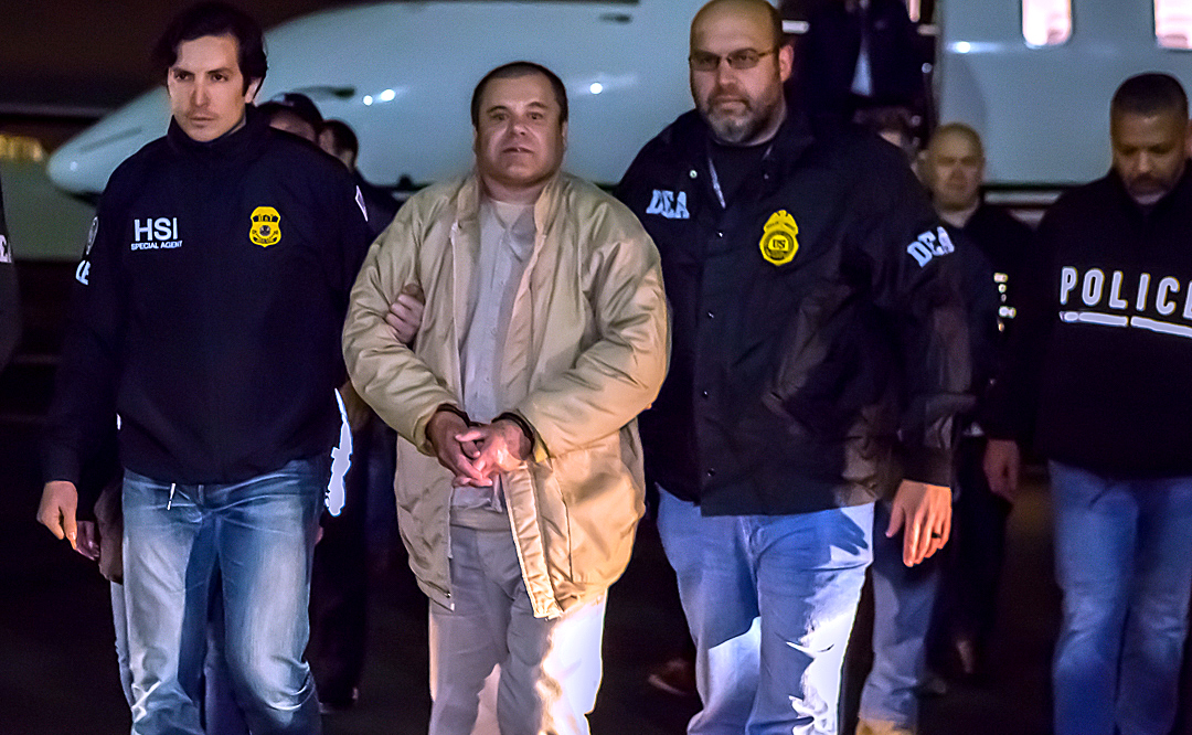 """Rechazan la anulación de juicio a """"El Chapo"""" Guzmán...violando la ley, quieren aplicarla en Estados Unidos"""