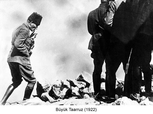 Atatürk Büyük Taarruz 1922 Fotoğraf