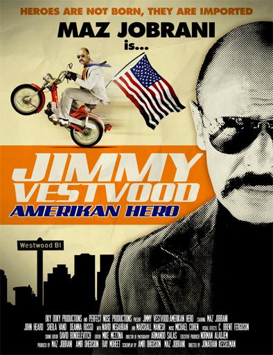 Ver Jimmy Vestvood: Amerikan Hero (2016) Online