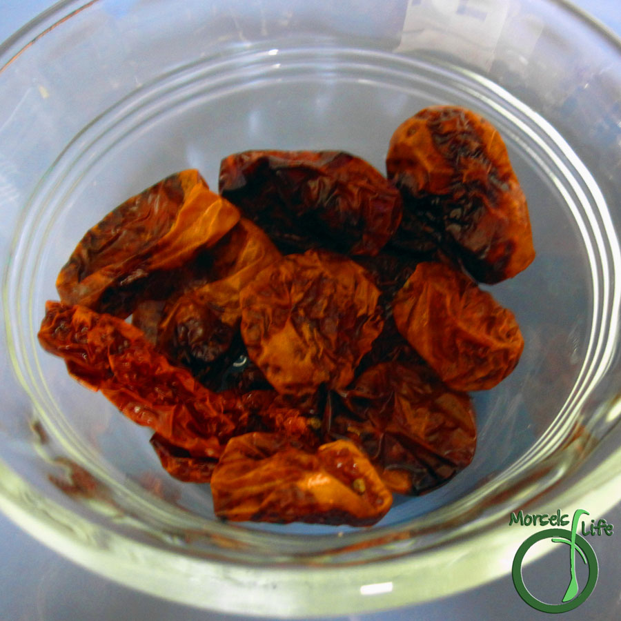Morsels of Life - Sun Dried Tomatoes - Tomatoes, sun-dried (or oven-dried) into perfectly concentrated and preserved little bits of delicious.