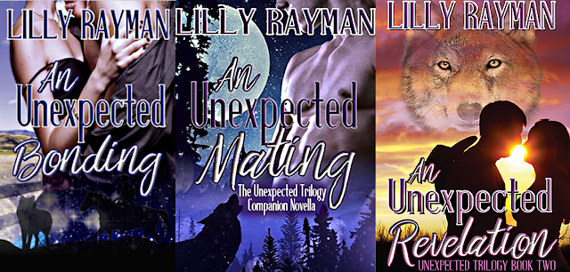 Download The Unexpected Trilogy by Lilly Rayman on Amazon!