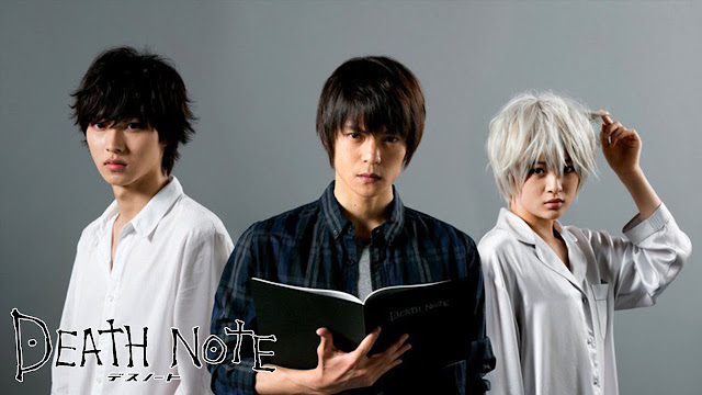 Serial Tv Jepang Death Note 2015