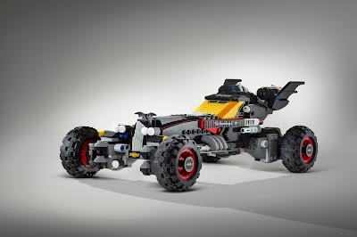 Lego® Batmobile by Chevrolet