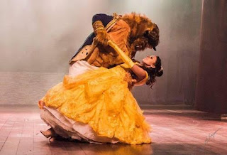 Pátio Alcântara traz o clássico infantil 'A Bela e a Fera'