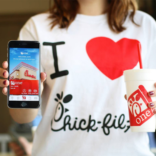 New Chick-fil-A One App!