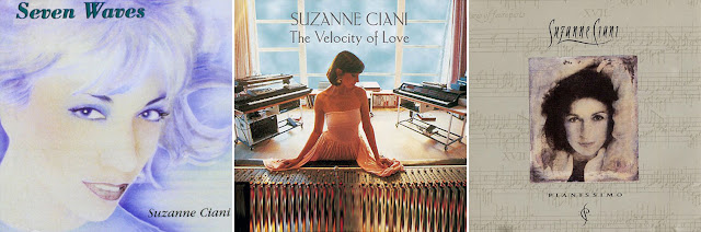 Suzanne Ciani - albums / source : discogs.com