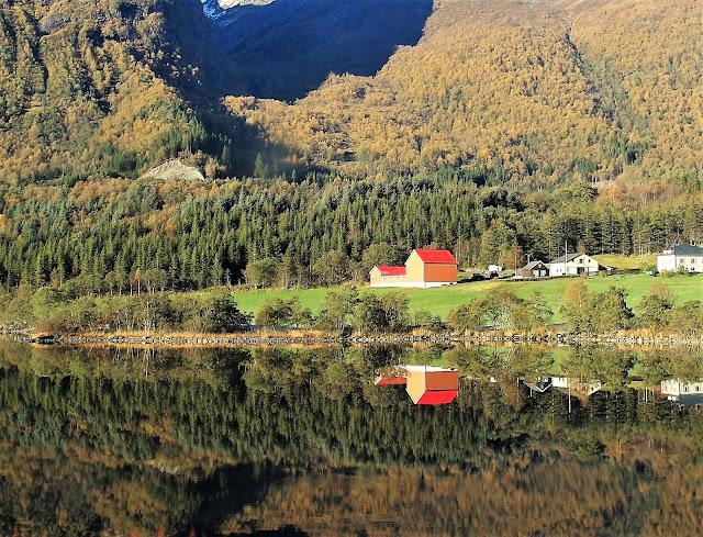 världens vackraste platser- Norge