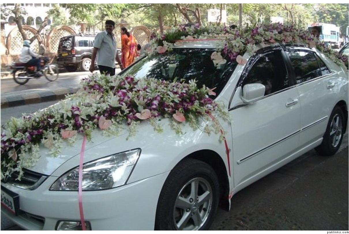 Wedding Car Decoration | Fashion in New Look