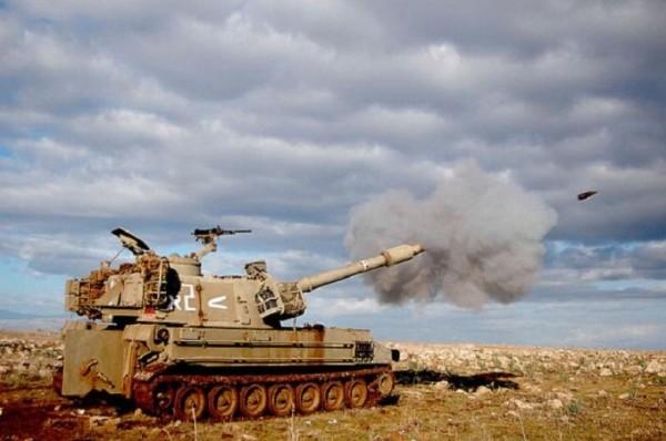 مدفعية جديدة لجيش الاحتلال وقذيفة مداها 40 كم