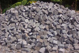 Batu Andesite Bali Denpasar