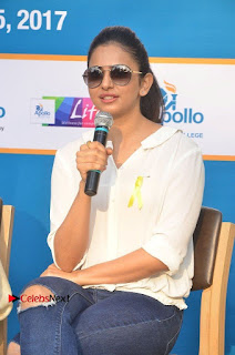 Actress Rakul Preet Singh at Endometriosis Awareness Walk at Apollo Cradle  0097.jpg