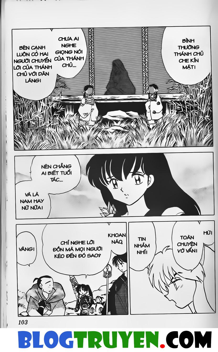 Inuyasha vol 31.6 trang 8