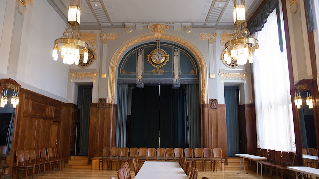 Sladkovský Hall