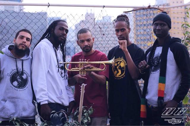 """O grupo Conexão Diaspora formado por 4 mc's de países diferente, lança o clipe """"Conexões"""""""