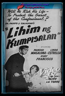 Lihim ng kumpisalan (1952)