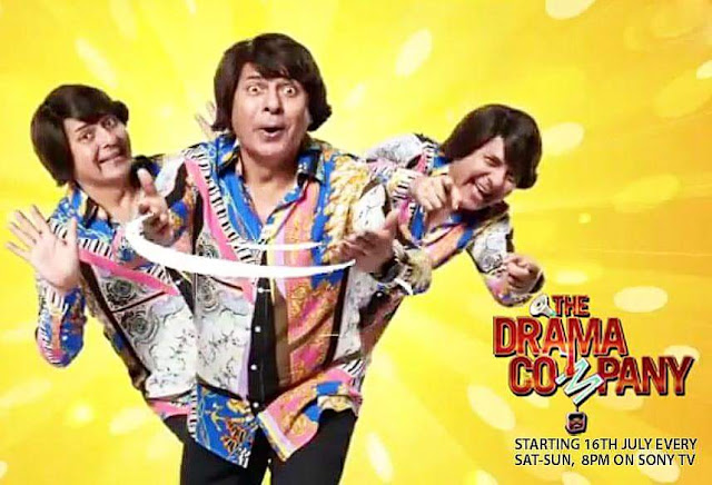 'The Drama Company' Comedy Show on Sony Tv Host,Star-Cast,Timing,Promo Wiki
