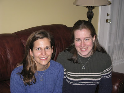 Rachel and Lisa, Invisible Illness friends