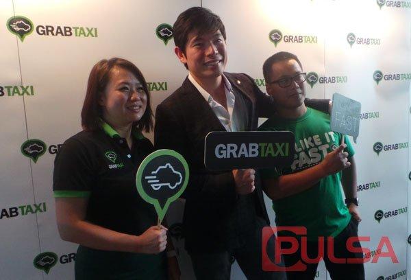 Pakai Aplikasi GrabTaxi, Pesan Taksi Jadi Mudah dan Aman
