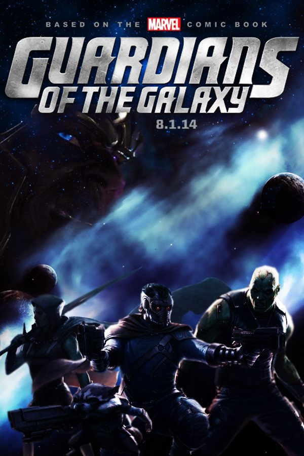 Poster 2: Guardians of the Galaxy
