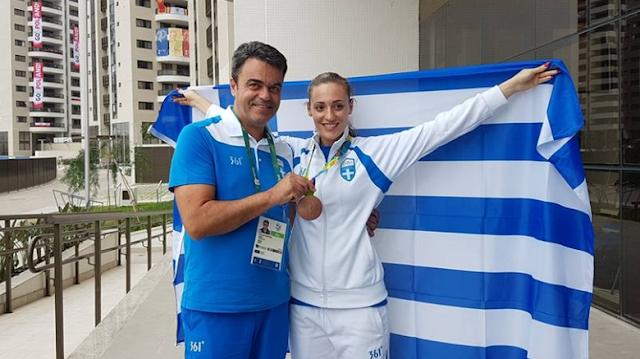 Χρυσό και στο Παγκόσμιο Πρωτάθλημα η Άννα Κορακάκη