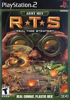 Army Men: RTS - PS2