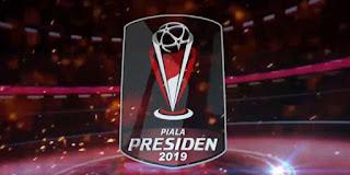 Pembukaan Piala Presiden 2019 di Bandung, Persib vs Tira Laga Perdana