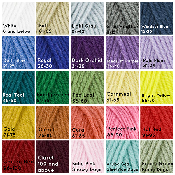 Create Kids Couture Temperature Blanket