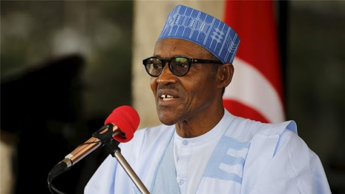 Nigeria's Buhari admits line plagiarised from Obama
