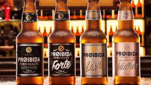 Fabricante da cerveja Proibida é alvo de operação contra sonegação de ICMS