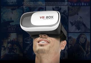 OCCHIALI 3D VR