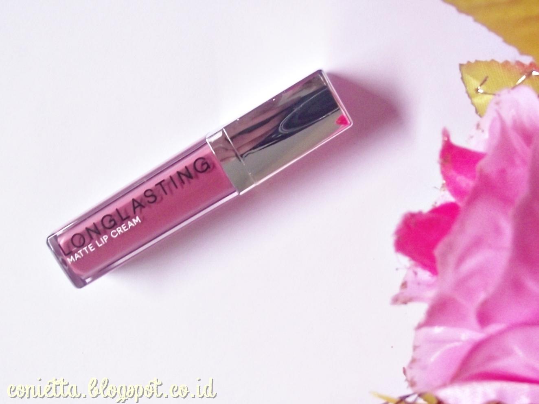 Review : LT Pro Longlasting Matte Lip Cream (04