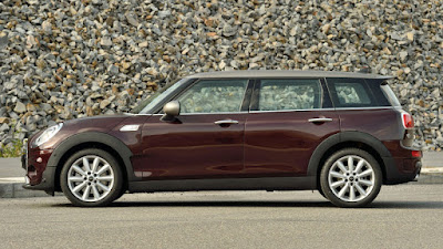 all new 2016 MINI Clubman 2.0L petrol engine