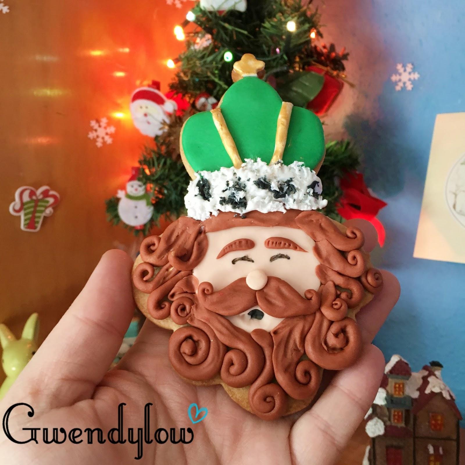 Día De Reyes Galletas De Los Reyes Magos ñam ñam