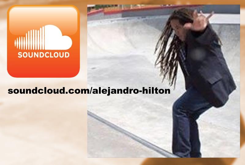 Soundcloud Alejandro-Hilton