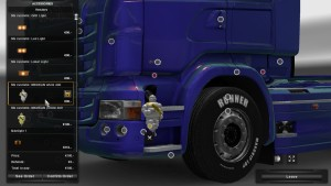 Addons for for Scania RJL, R, Streamline and T