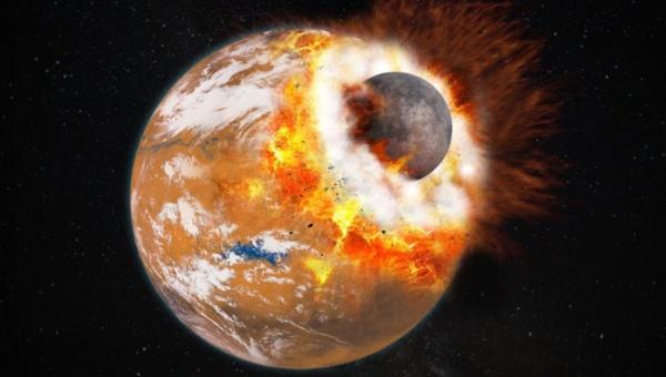 Cientificos revelan que Marte tiene dos lunas
