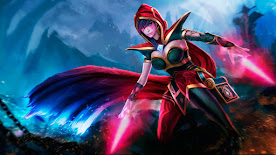 Templar Assassin DOTA 2 Wallpaper, Fondo, Loading Screen