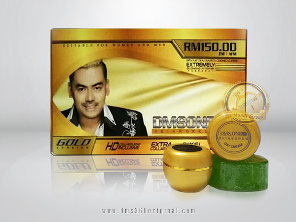 Skincare 3 in 1 DMS ONE - Ready Stock