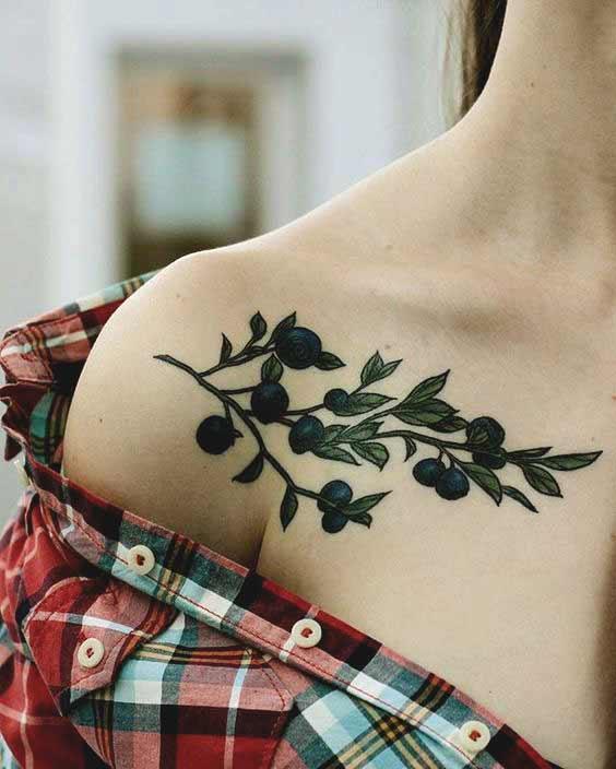 Best collar bone tattoos
