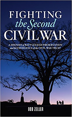 Fighting The Second Civil War: History of Battlefield Preservation and the Emergence of the Civil War Trust