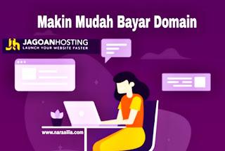 Makin Mudah Bayar Renewals Domain Di Jagoan Hosting
